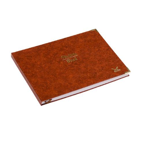 Falcon Visitors Book
