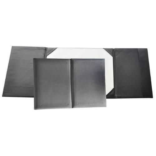desk-blotter-708 foldover leather